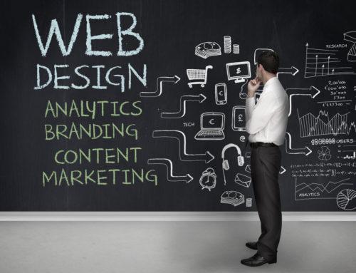 WebDesign tilbud med eller uden e-handel