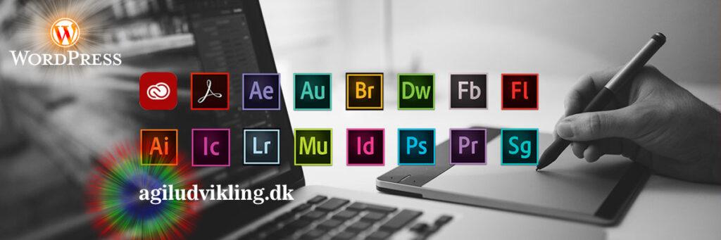 Webdesign & CMS Udvikling